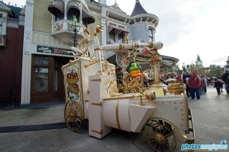 Disney's Halloween Festival 2012