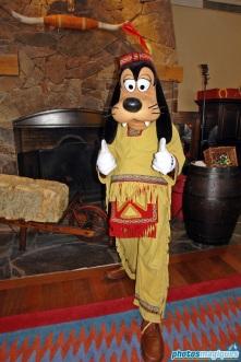 Disney's Hotel Cheyenne lobby