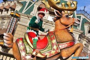 The Christmas Cavalcade