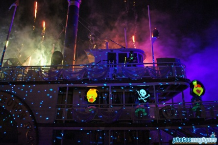 Disney's Halloween Party 2012