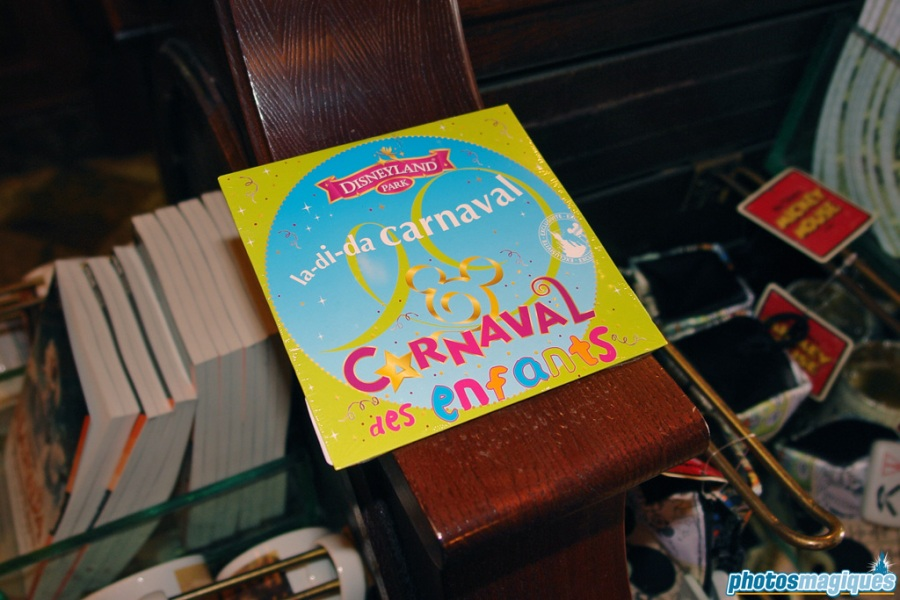 Kids Carnival cd single