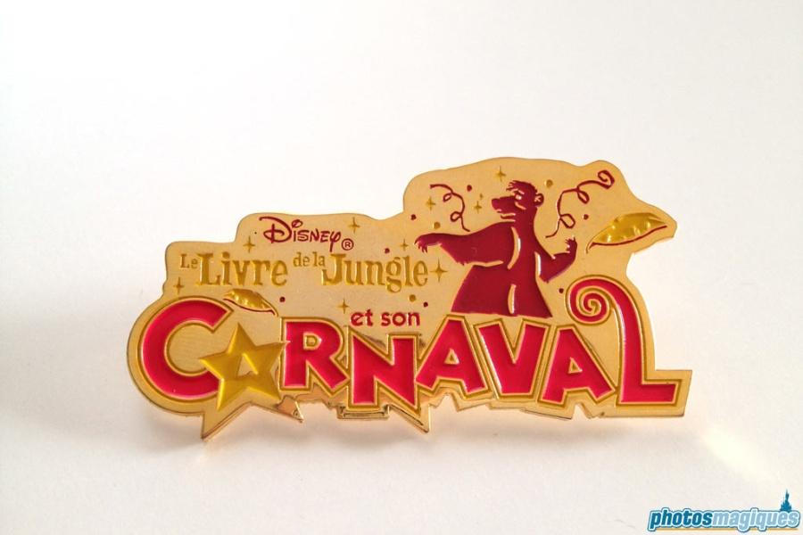 Kids Carnival pin