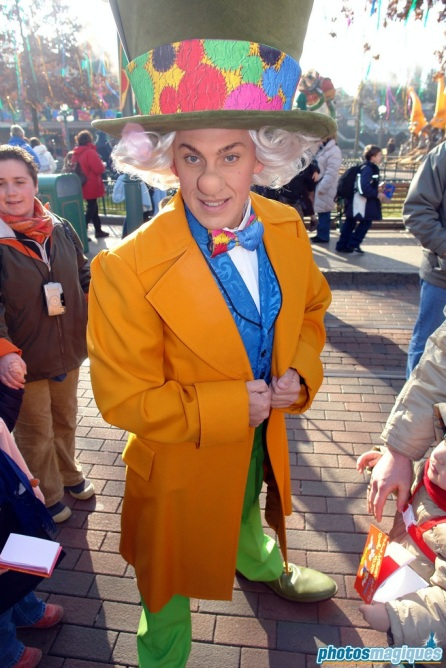 Carnival Fever: Mad Hatter