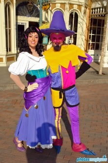 Carnival Fever: Esmeralda and Clopin