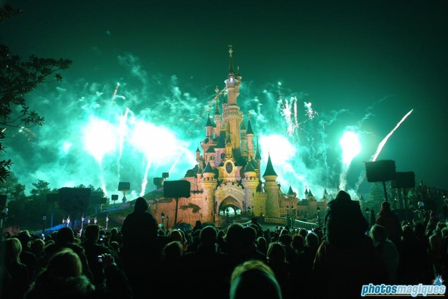 Saint-Patrick's Day Fireworks