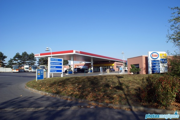 Esso Station