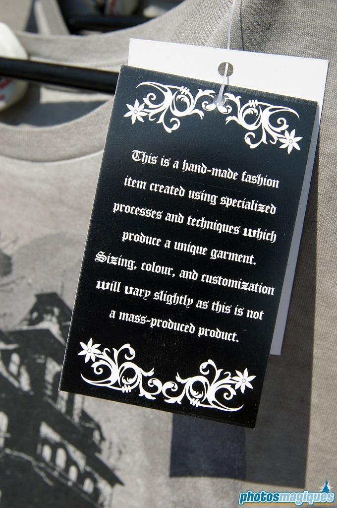 Phantom Manor t-shirts