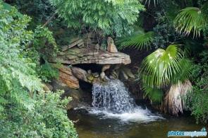 Dragon waterfall