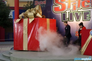 Stitch Live inauguration