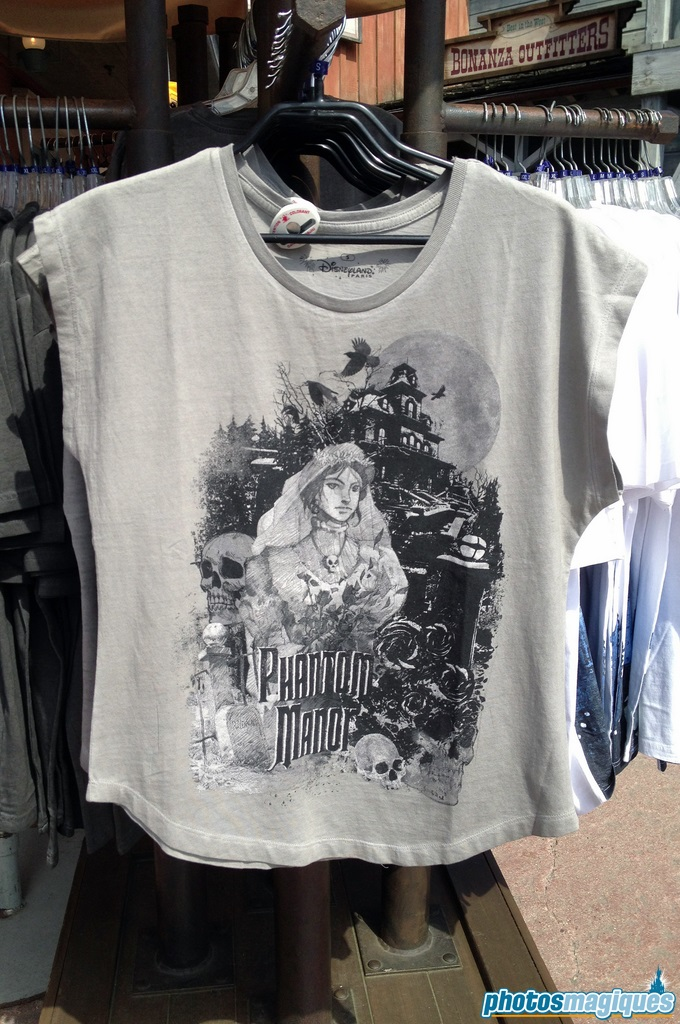 Phantom Manor t-shirts