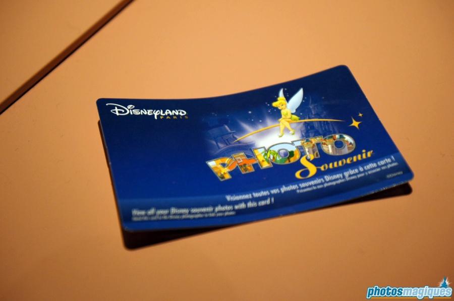 Photo Souvenir pass