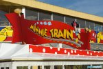Disney Village train