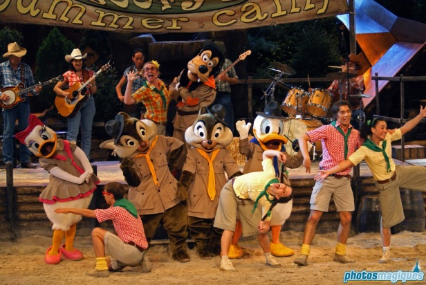 Goofy's Summer Camp