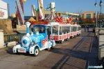Disney Village train