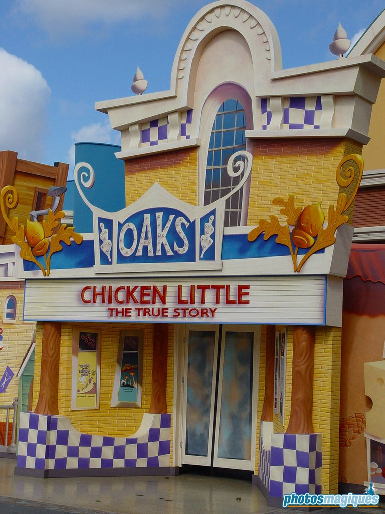 Chicken Little photo location