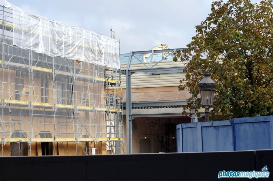 Ratatouille construction 29-09-2013