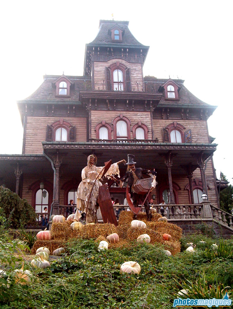Phantom Manor - Halloween 2003