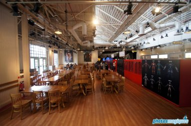 Disney Blockbuster Cafe