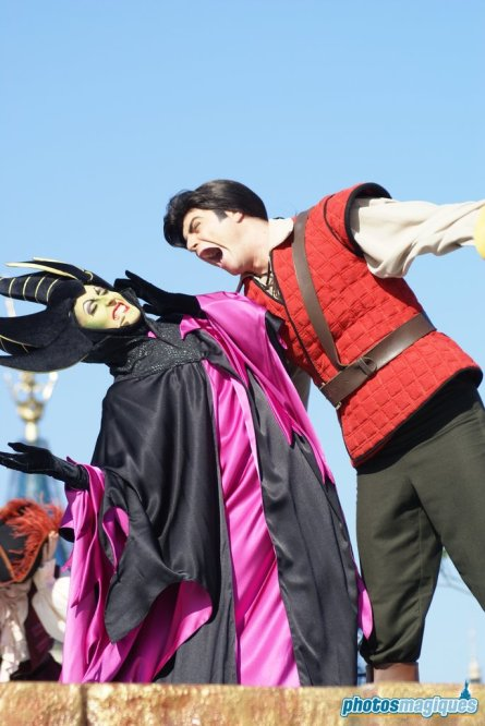 The Disney Villains Halloween Showtime