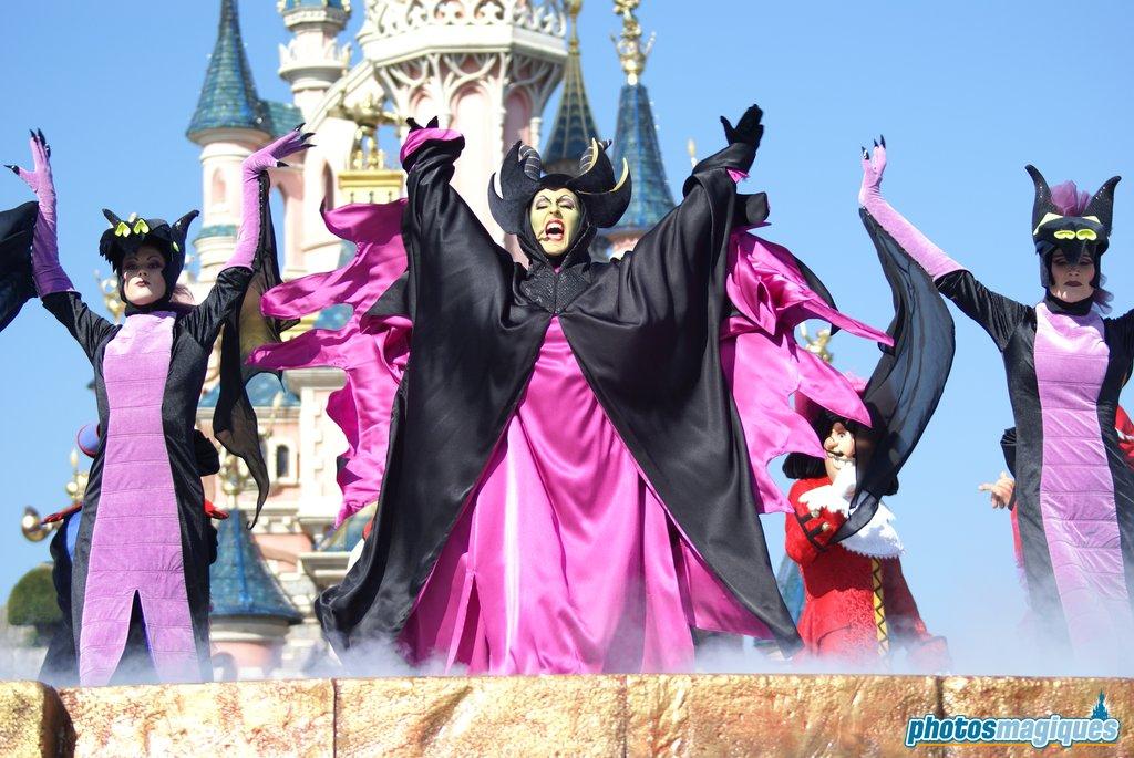 Disney Villains Photos Magiques