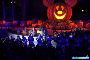 Disney's Halloween Party 2013