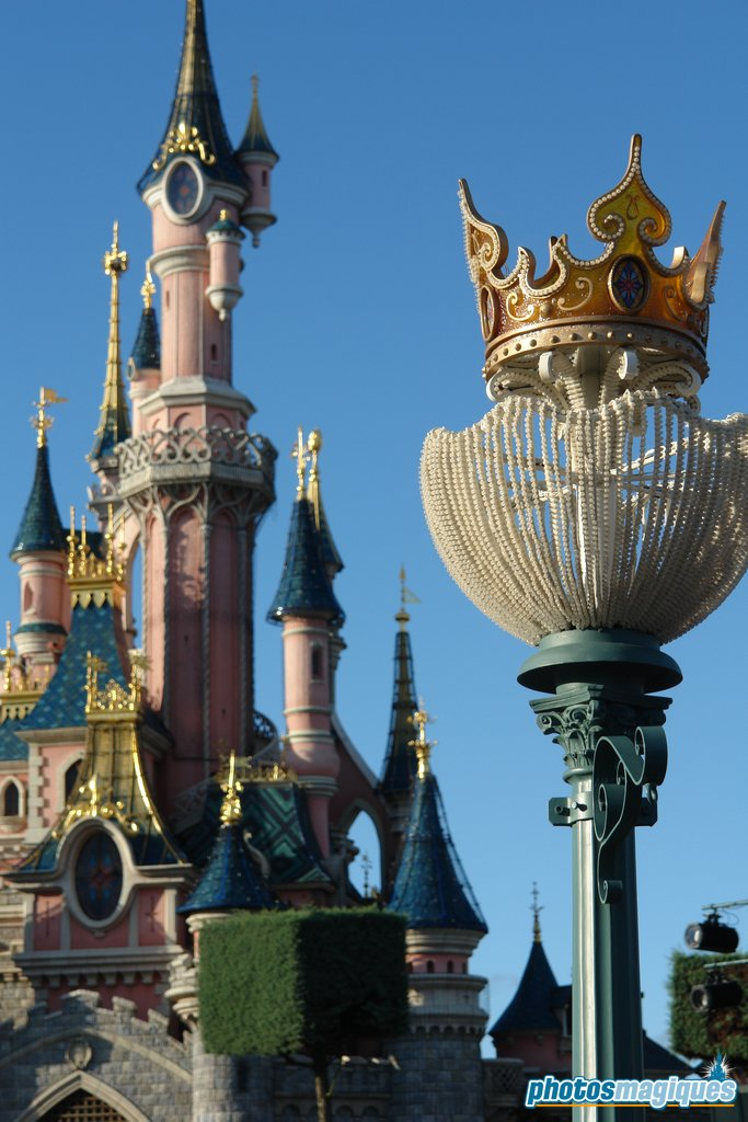The Princess Chandeliers