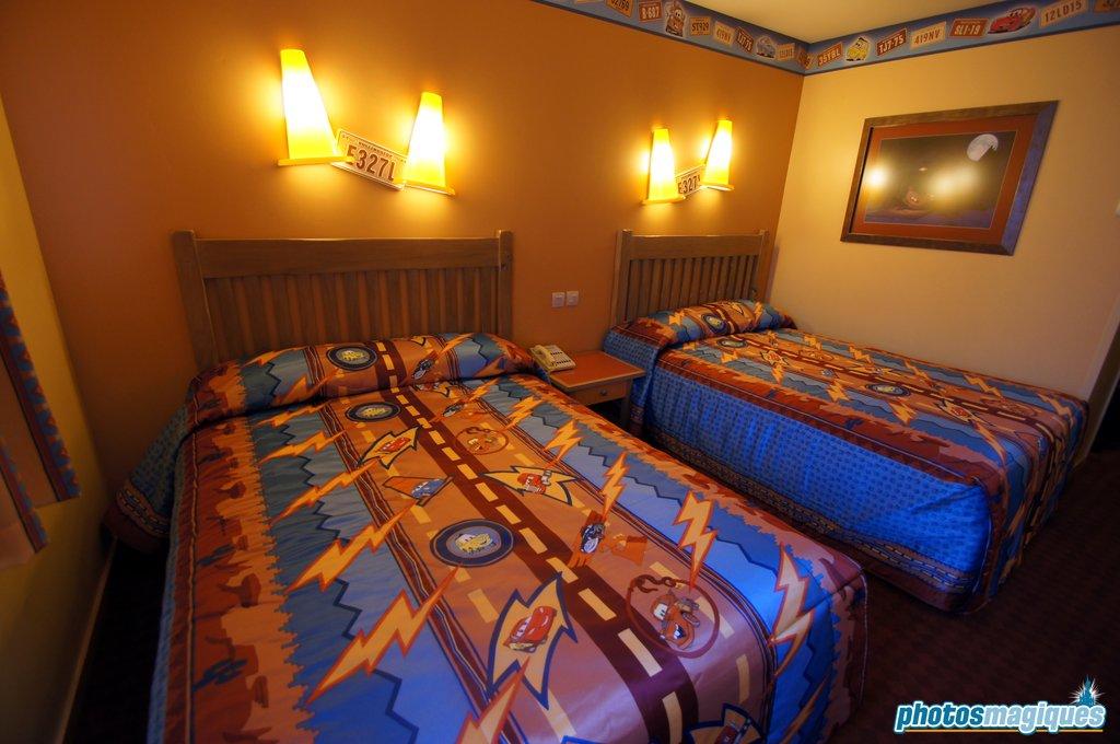 Disney s hotel santa fe photos magiques - Chambre hotel santa fe disney ...