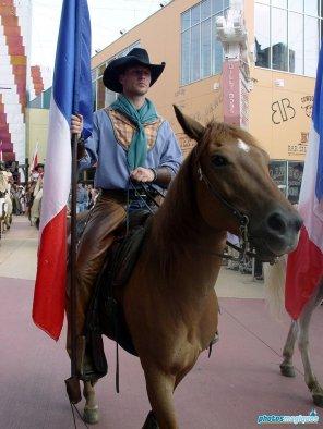 Disney Village Buffalo Bill Parade