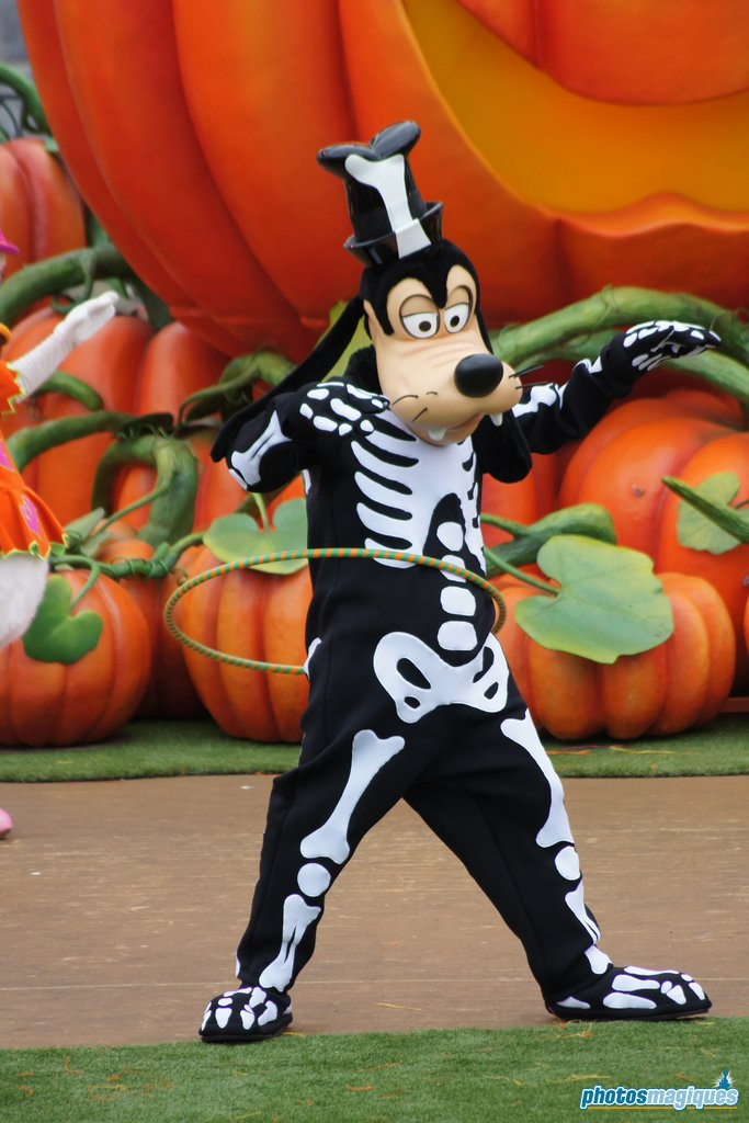 Goofy at Disneyland Paris