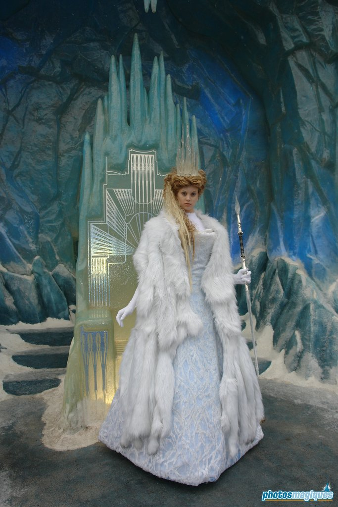 Queen of Narnia meet 'n' greet