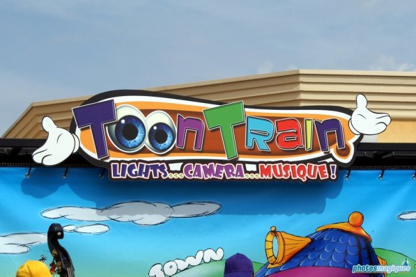 Toon Train