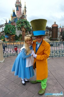 Alice, Mad Hatter