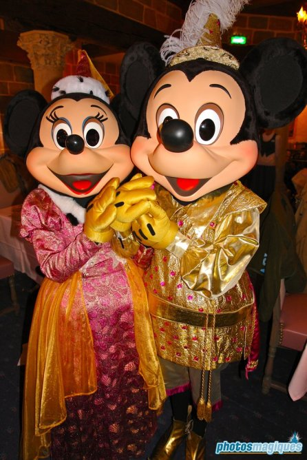 Mickey Mouse, Minnie Mouse (2006)