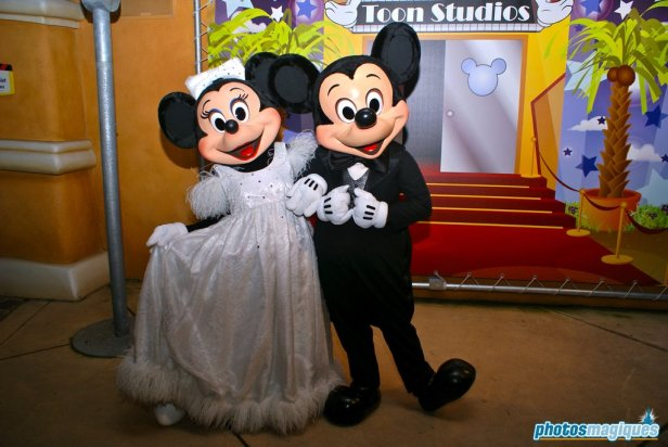 Mickey Mouse, Minnie Mouse (2007)