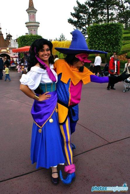 Esmeralda, Clopin (2008)