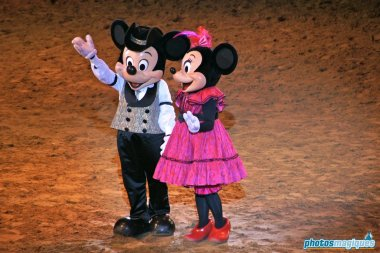 Mickey Mouse, Minnie Mouse (2010)