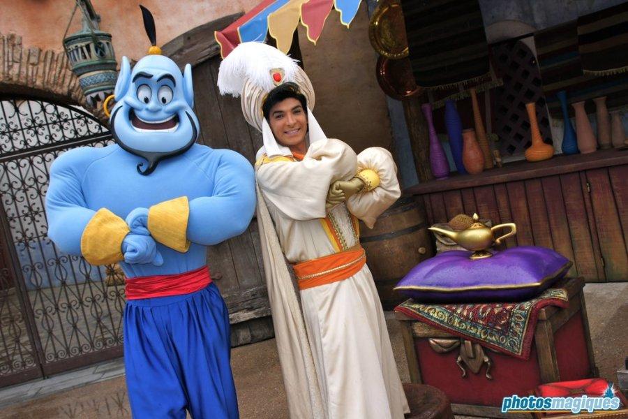 Genie and Prince Ali (2011)