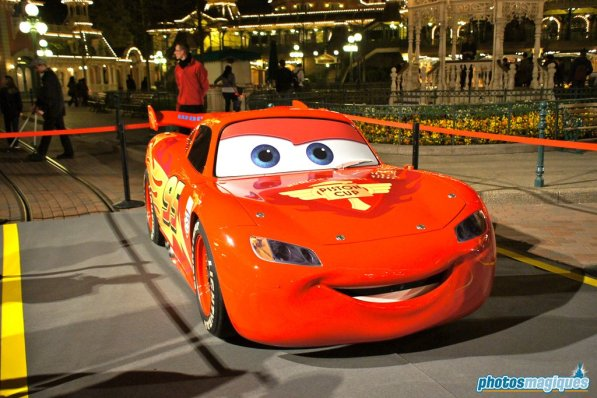 Lightning McQueen (2011)