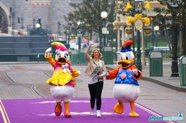 Donald Duck, Daisy Duck