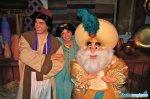 Aladdin, Jasmine and Sultan (2013)