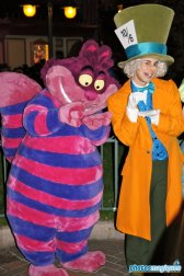 Cheshire Cat, Mad Hatter