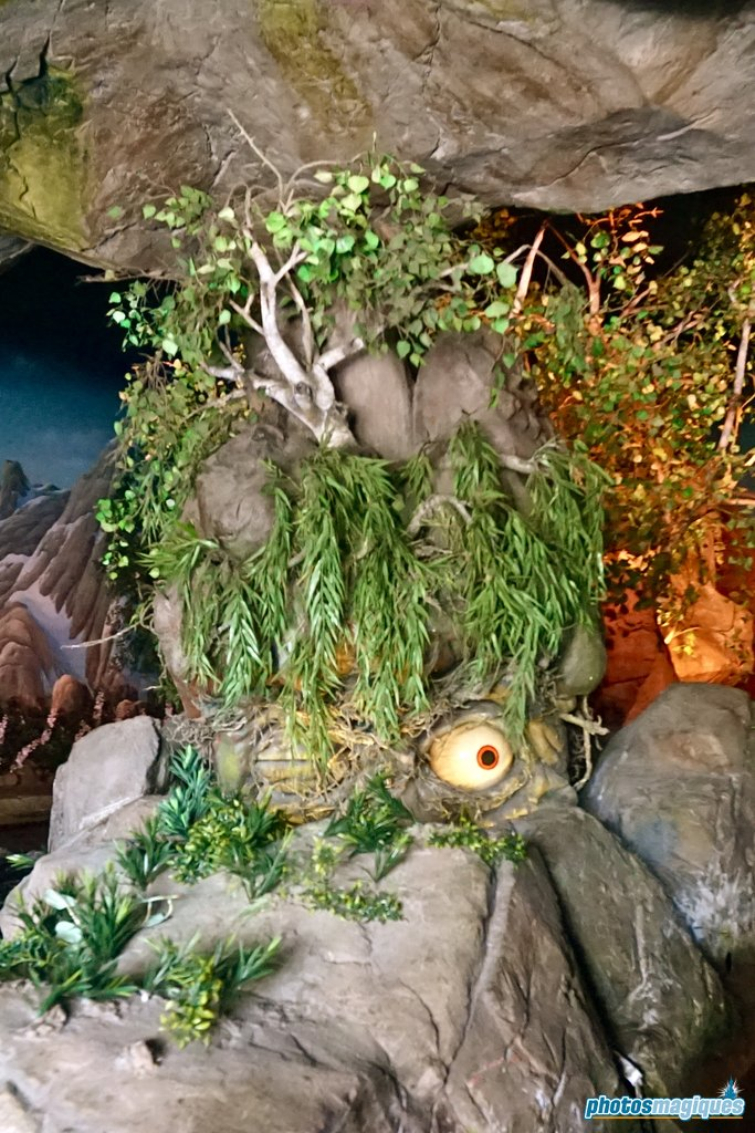 Walt Disney World: Maelstrom