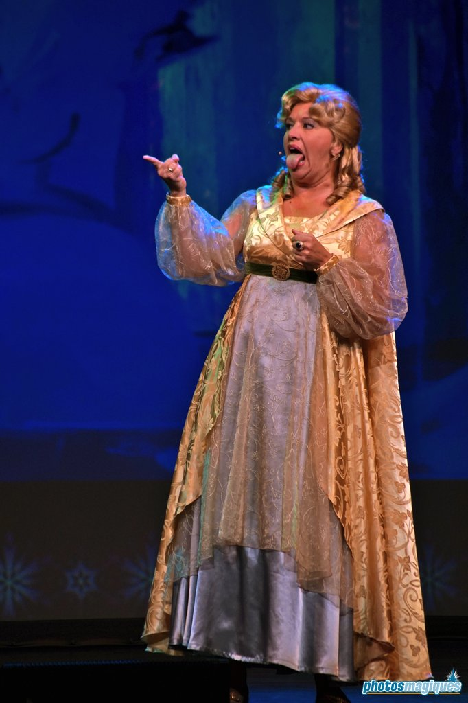 Walt Disney World: Frozen Sing-a-Long