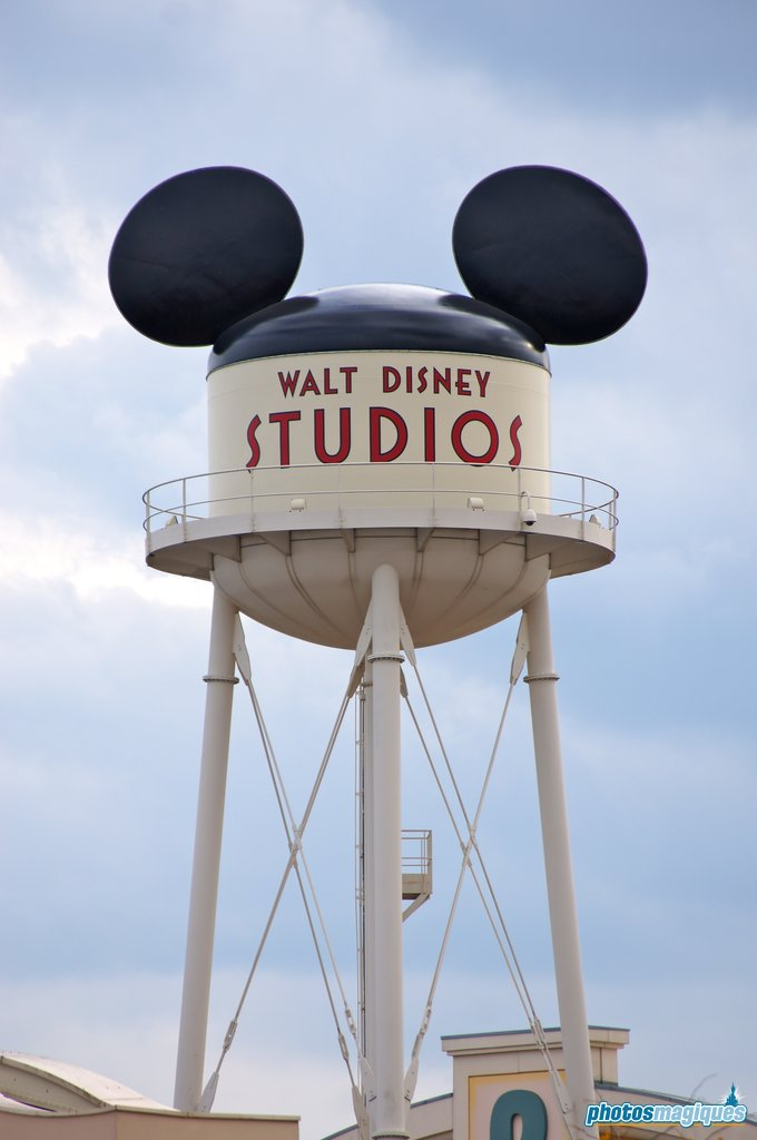 Earffel Tower at Walt Disney Studios Park