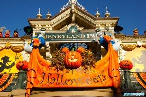 Disney's Halloween Festival 2014 at Disneyland Paris