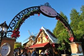 Belle's Christmas Village