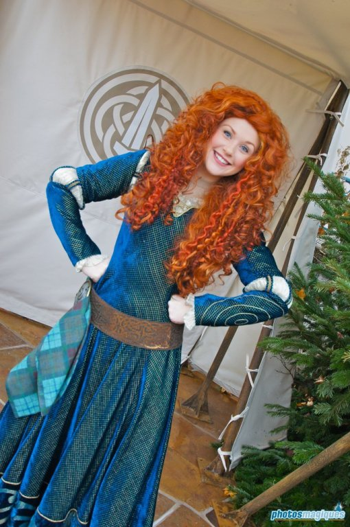 Disney's Enchanted Christmas 2014