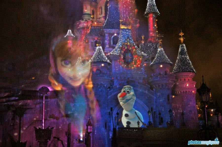Disney's Enchanted Christmas 2014