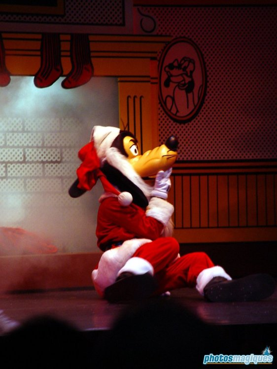 Le Noel de Mickey