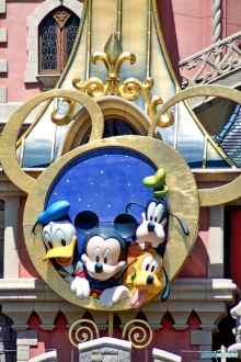 Mickey's Magical Party decorations